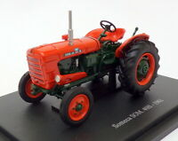 Hachette 1/43 Scale Model Tractor HT126 - 1961 Someca SOM 40H - Orange