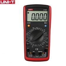 UNI-T UT-39E Modern Digital Multimeters 19999 Count LCD Display Ohm Tester