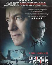 MARK RYLANCE Signed 10x8 Photo BRIDGE OF SPIES COA
