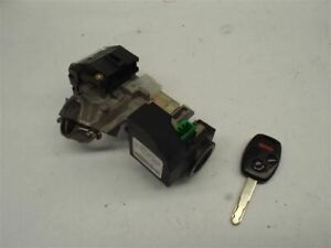 Ignition Switch Coupe Fits 06 CIVIC 216362