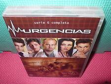 URGENCIAS - SERIE 6 COMPLETA - dvd