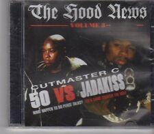 (FX266) The Good News Vol 3, Cutmaster C, 19 tracks - Sealed CD