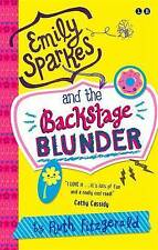 Emily Sparkes and the Backstage Blunder-ExLibrary