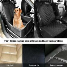 Dog Pet Front Seat Cover, Car Seat Cover Easy Clean Travel for Benz Truck ,SUV