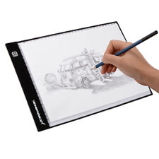 Lichttisch Leuchttisch LED A4 Mangazeichnen dimmbar Leuchtplatte Design XC701