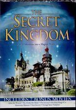 The Secret Kingdom (Dvd 2015, 2-Disc Set) fantasy film family kids 7 Bonus Films