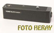 Porst SLR Motor für Porst compact reflex OC Kameras, guter Zustand 31963
