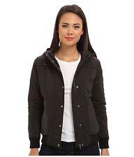 NEW Vans WOMENS STANDPOINT Jacket BLACK XS PARKA COAT JACK NWT $120 FREE US SHIP