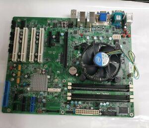 DYNAMIC E150630 SB630 MOTHERBOARD W/ CPU + RAM (IN32S3B1)