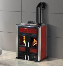 Estufa de Calefacción Madera/Bolita klover Bi-Fuego Mid Kw28 Cuenta Térmico