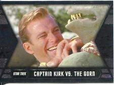 Star Trek Heroes & Villains TOS Kirks Epic Battles Chase Card GB4