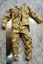 """1/6 Échelle Camouflage Désert Veste et pantalon pour 12 """"Figurine MARVEL STUDIOS Jouet"""