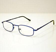 OCCHIALI GRADUATI DA LETTURA PRESBIOPIA STEEL BLUE +1,50 READING GLASSES