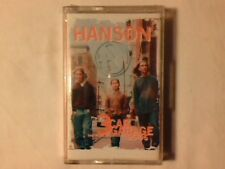 HANSON 3 car garage: the indie recordings 95 - 96 mc cassette k7 SIGILLATA SEALD
