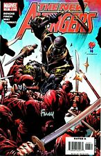 The New Avengers #13 Ronin Signed By Artist David Finch