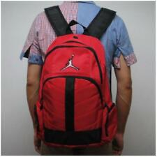 Jordan Backpack 9A1138-344 Red With Laptop Compartment