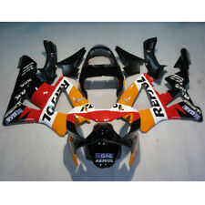 Painted Injection ABS Fairing Kit For Honda CBR900RR CBR 900 RR 929 2000-2001 2A