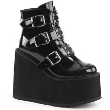 "DEMONIA Swing-105 Series5 1/2"" PF Closed Toe Ankle-High Boot"
