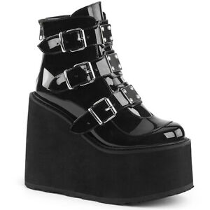 """DEMONIA Swing-105 Series5 1/2"""" PF Closed Toe Ankle-High Boot"""