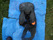 raf parachutist lifejacket mk2 ref no 22c/9770953maker beaufort