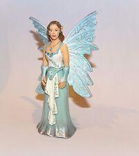 "2006 Schleich  4"" Princess Eyela Blue Fairy World of Elves"