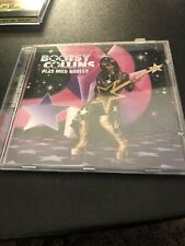Bootsy Collins : Play With Bootsy CD (2004) Classic Funk R&B OOP Hard To Find