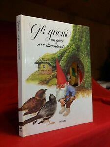 GLI GNOMI : UN GIOCO A TRE DIMENSIONI - 1986 / libro pop-up
