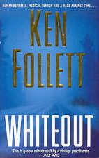 Whiteout, Ken Follett | Paperback Book | Good | 9780330490696