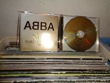 ABBA FOREVER ABBA 2 CD SET ,NEVER PLAYED