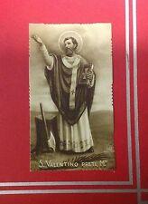 SANTINO FUSTELLATO DEL'900 - San Valentino