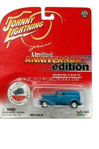 2005 Johnny Lightning 10 YEARS LIMITED ANNIVERSARY EDITION '33 Ford Delivery