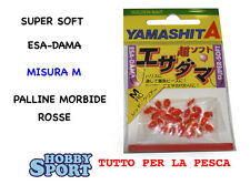 YAMASHITA ESA-DAMA SUPER SOFT COLORE RC ROSSA MIS M