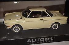 BMW 700 Sport Coupe beige 1:18 Autoart neu & OVP 70651