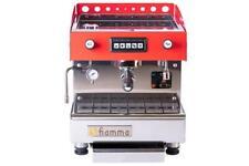 Fiamma Marina 1 Group Commercial Espresso Machine 120v Pour Over Dealer
