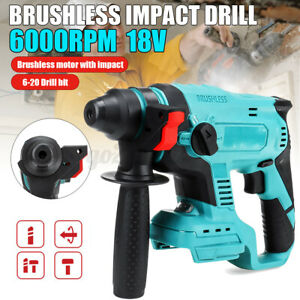 Cordless Electric Drill Bit Impact Wrench Driver Screwdriver For Makita