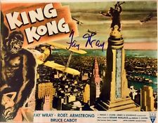 KING KONG: Fay Wray Autographed 8x10 Promo Poster. Includes COA.