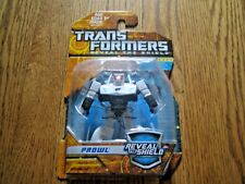 Transformers Reveal the Shield Prowl MISB