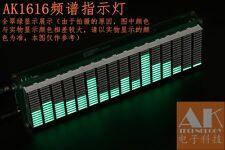 16*16 Audio LED Level Meter Display Spectrum Analyzer mp3 Finished product