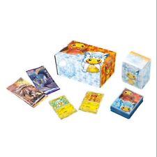 Free Tracking!! Pokemon centre Alola Vulpix Poncho pikachu special box