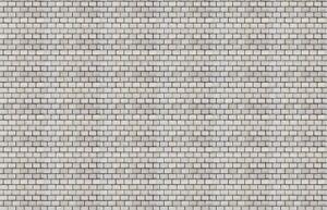 Mauerplatte Kalksandstein | Straße | Spur N 1:160 |  Fotokarton A4