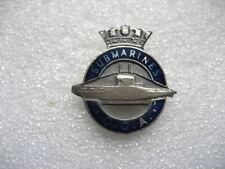 .British Royal Navy Badge Submarines O.C.A. association
