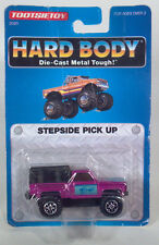 JA Tootsietoy Chevy 4x4 Stepside Pickup Pick Up Truck Scale Model 1973 1978 1979