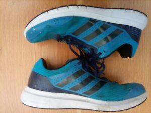 Adidas Supercloud Duramo 7  blue trainers  size 9  (43 1/2 EU)