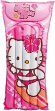 Hello Kitty Swimming Pink Girls Swim Mat Enjoy Spring and Summer in the pool