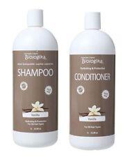 Biologika Vanilla Shampoo Conditioner & Body Wash 3 X 500 Ml
