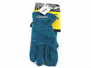 New Cabelas fleece hat and glove combo womens L