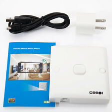 Switch WIFI IP P2P Camera Full HD Hidden Camera Wireless Digitao Video Recorder
