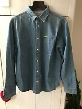 Denim Demon Shirt sz L Carhart Obey