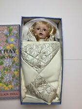 Royal Cathay Collection Porcelain Doll Rachel