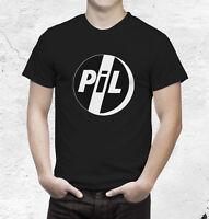 Public Image Ltd T Shirt  PIL John Lydon Johnny Rotten